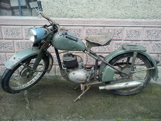Puch 125T